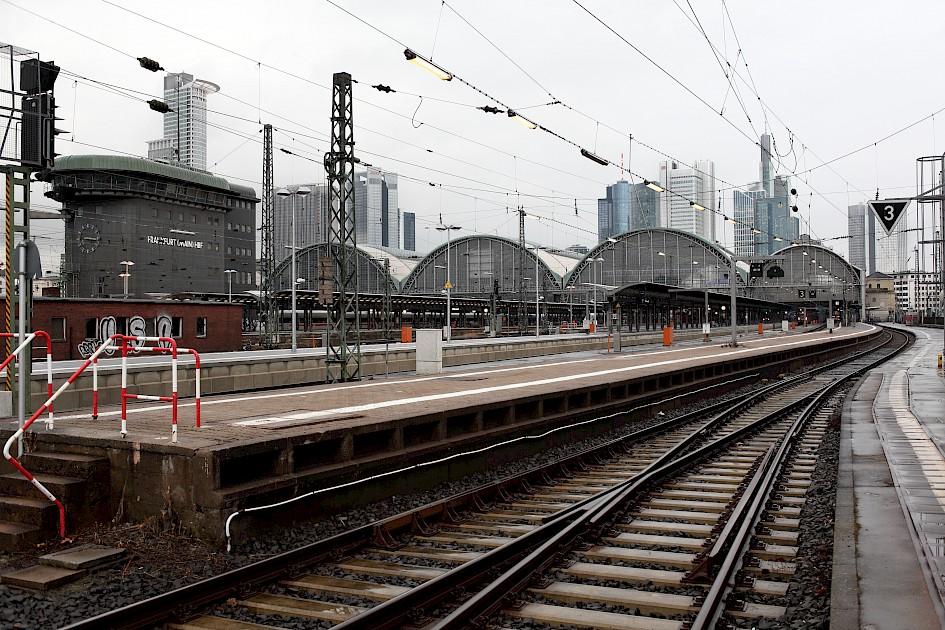 Parkhaus Am Hauptbahnhof Frankfurt Am Main